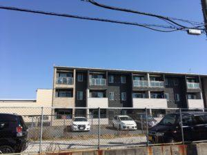 アパート画像